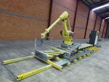 Robotic Arm Fanuc Model: Robot
