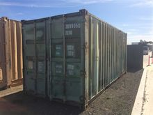 20' Shipping Container (Pooraka