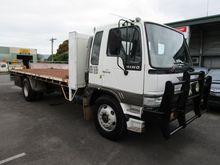1994 Hino 4x2 Tray Body Truck
