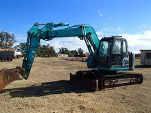 2009 Kobelco SK135SR-2 Excavato