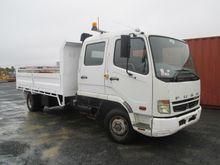 2008 MITSUBISHI FK600 Series Ti