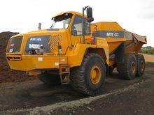Used 2006 MT41 Moxy