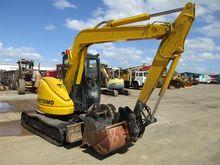 SUMITOMO SH65U Hydraulic Excava