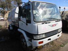 Hino 4x2 Sweeper Truck