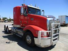 KENWORTH 03/2012 T609 6x4 Prime