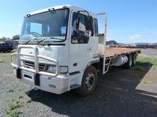 1998 Hino FS1K Tray Body Truck