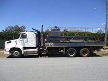 VOLVO 4/1991 NL12 Cab Chassis 6