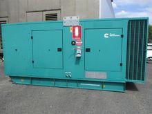 2012 CUMMINS 350kVA Power Gener