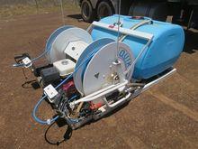 Skid Mounted Spray Tank