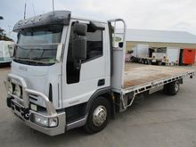 2005 Iveco Eurocargo Tray Body