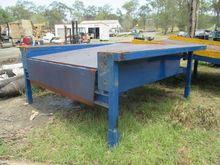 Hydraulic Dock Levelling Ramp
