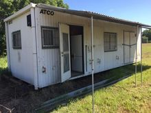 Atco Portable 2 Roomed Building