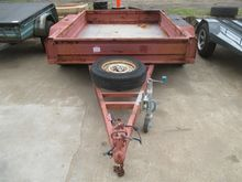 Used Trailer Heavy D