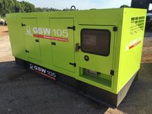 Generator Pramac GSW 105 by Pow