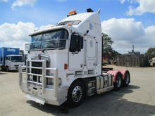 2007 KENWORTH K104B Prime Mover