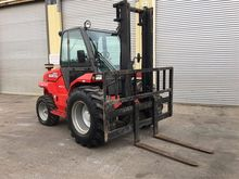 Used MANITOU Rough T