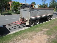2003 HERCULES HEDT-4 Dog Tipper