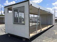 12 m x 3 m Infill portable buil