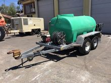 Used Trailer mounted