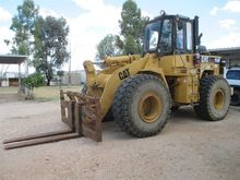 CATERPILLAR 950F 4WD Wheel Load