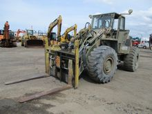 1981 CASE W36 Wheel Loader