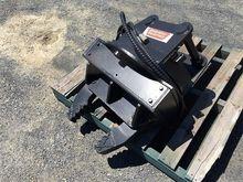 Hydraulic rotating Sleeper grab
