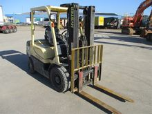 2007 Hyster 2.5 Fortis 4-Wheel