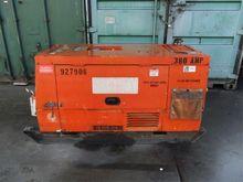 Welder /Generator 380 AMP - Kub