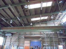Demag 15 tonne Overhead Gantry