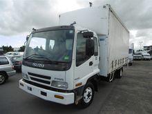 2006 ISUZU FRR 500 T/ Diesel Cu