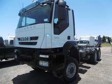 2013 Iveco Trakker 6 x 6 Auto T