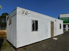 Portable Building ATCO Slopped