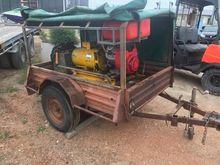 Generator With Stick Welder on
