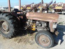 MASSEY FERGUSON 135 Tractor, 2w