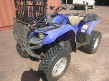 Yamaha Grizzly ATV, 660cc