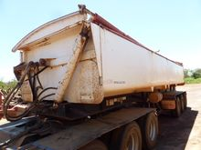 2009 Tristar ST3 Side Tipper Tr