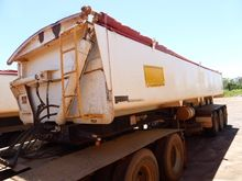 2010 Tristar ST3 Side Tipper Tr