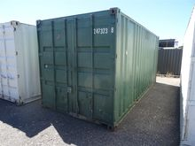 Container, 6.0Mtr x 2.4Mtr x 2.