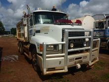Used Tipper Truck, M