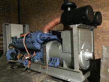 Diesel Generator, MTU diesel en