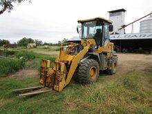 2011 SDLG 918 Loader and attach