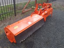 Howard 1600 Flail Verge Mower