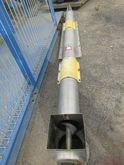 Auger stainless steel with gear