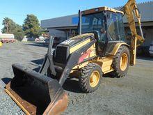 2005 Caterpillar 424D Backhoe