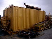 Diesel-Driven Warman 12/10 Pump