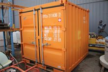 8 Foot Shipping Container