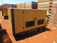 OLYMPIAN 110kVA Diesel Generato