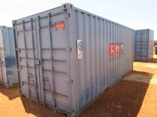 20' Containerised Workshop