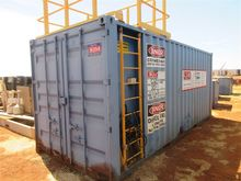 Used 20' Containeris