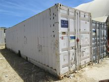 Shipping Container 40' High Cub